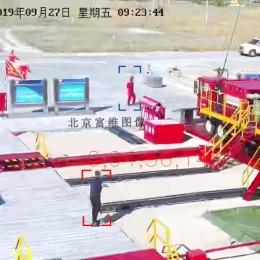 富维AI识别系统在某油田的应用