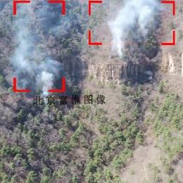 烟火识别系统在森林的应用