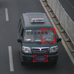 AI识别助力上海浦东交警支队