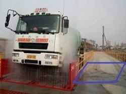 渣土车清洗检测系统