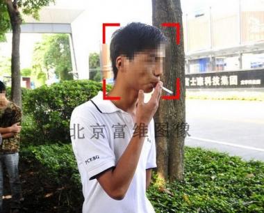 拍抽烟的摄像头篇