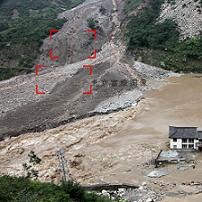 泥石流监测