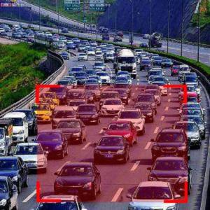 交通拥堵检测