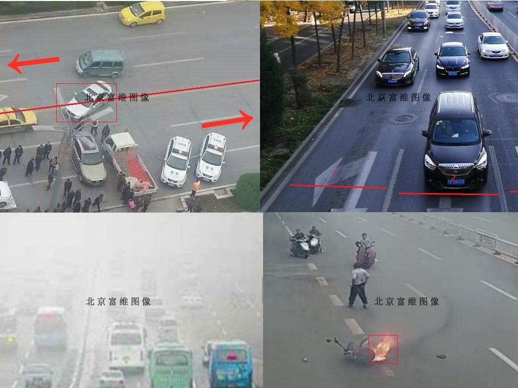 交通事件检测